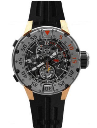 理查德米勒RM025黑色表盘