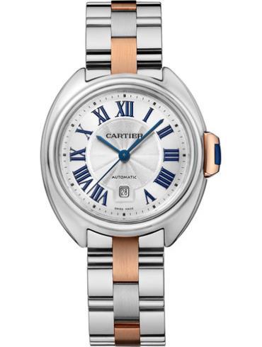卡地亚Clé de Cartier系列W2CL0004女表