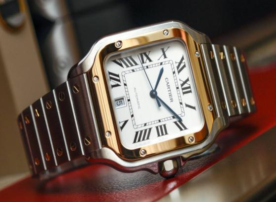 鉴别真假卡地亚手表