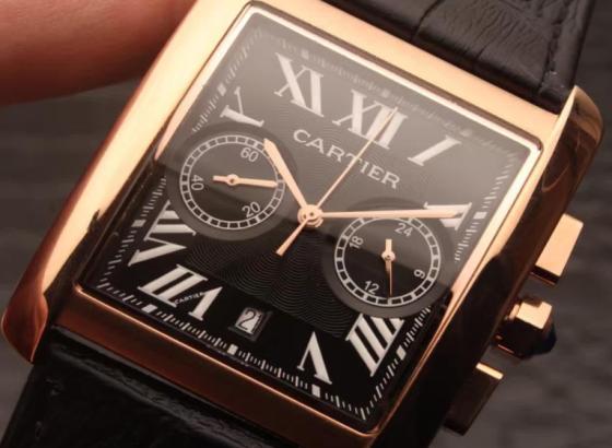 卡地亚腕表如何保养机械表