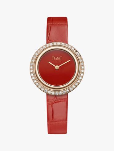 伯爵Piaget Possession腕表G0A43088红色表盘
