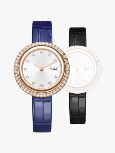 伯爵Piaget Possession腕表G0A43092——34毫米蓝色表带