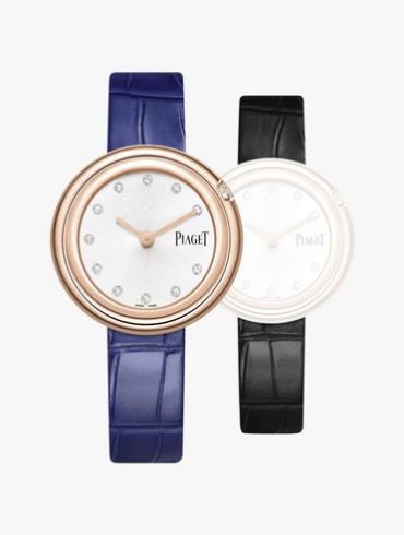 伯爵Piaget Possession腕表G0A43091——34毫米银色表壳