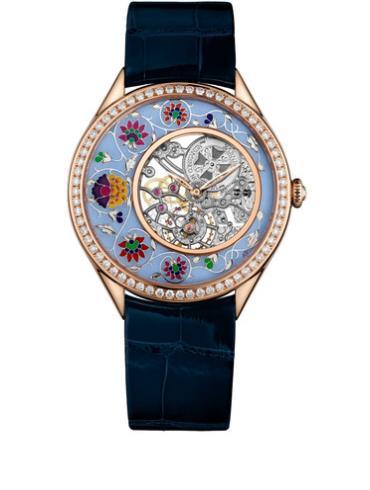 江诗丹顿Métiers d'Art艺术大师系列传奇装饰 - 印度手稿腕表33580/000R-9959