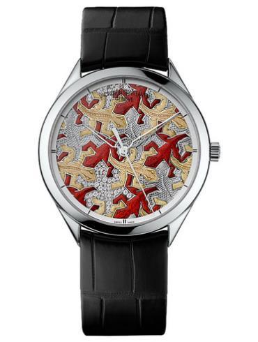 江诗丹顿艺术大师系列无限宇宙腕表–蜥蜴86222/000G-9834