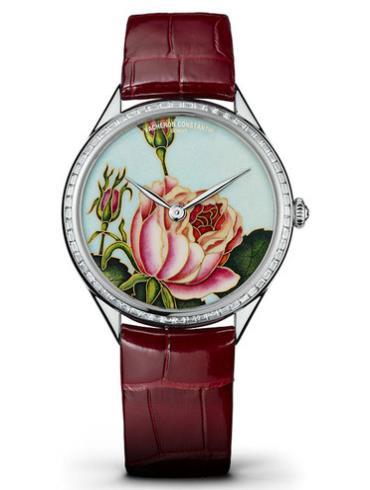 江诗丹顿艺术大师系列千叶玫瑰腕表82650/000G-9919