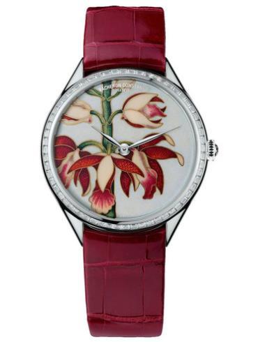 江诗丹顿艺术大师系列中式鹤顶兰高级珠宝腕表82650/000G-9855