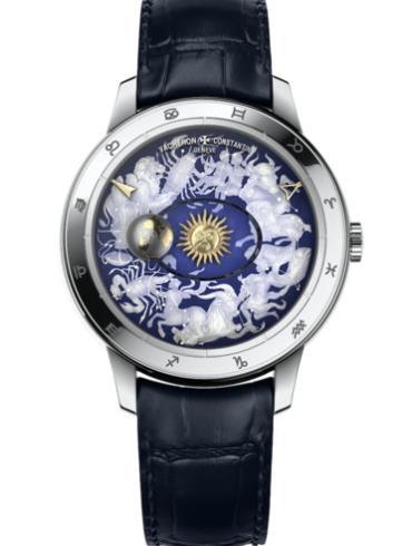 江诗丹顿艺术大师系列哥白尼天体球2460 RT腕表7600U/000G-B226