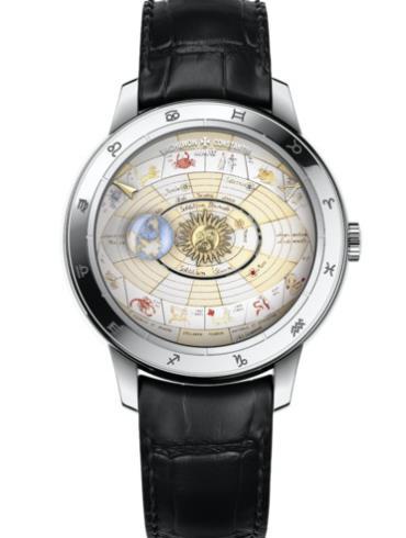 江诗丹顿艺术大师系列哥白尼天体球2460 RT腕表7600U/000G-B212