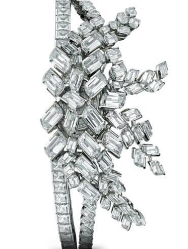 江诗丹顿艺术大师系列17626/S13G-9479银色表带
