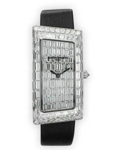 江诗丹顿1972系列25611/000G-9304银色表盘