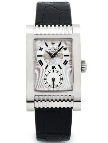 劳力士切利尼系列Prince手表5441/9白金表扣