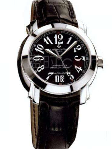 江诗丹顿马耳他系列42015/000G-8903黑色表盘