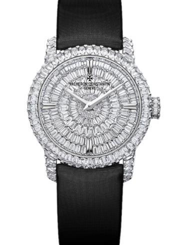 江诗丹顿Tradition传承系列25760/000G-9945高级珠宝