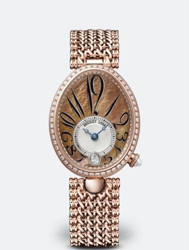 宝玑那不勒斯皇后系列Reine de Naples 8918腕表8918BR/5T/J20 D000