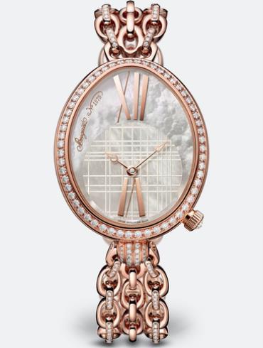 宝玑那不勒斯皇后系列Reine de Naples Princesse 8965白色珍珠贝母表盘