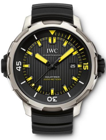 万国海洋系列IW358001男士