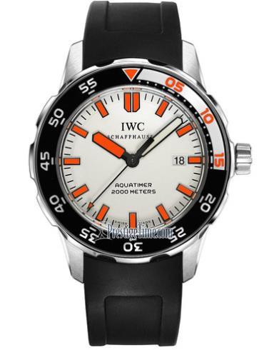 万国海洋系列IW356807黑色表带