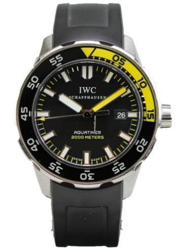 万国海洋系列IW356803白色表壳