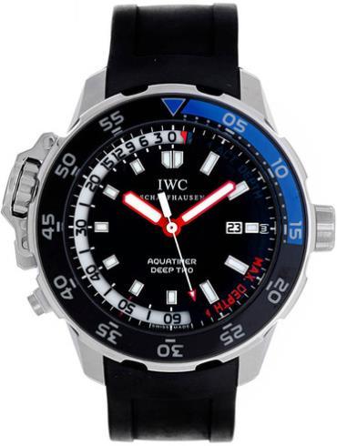 万国海洋系列IW354702黑色表带