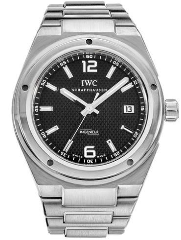 万国工程师系列IW322701黑色表壳
