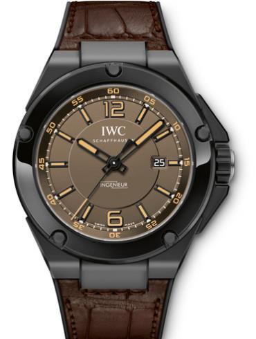万国工程师系列IW322504棕色表壳