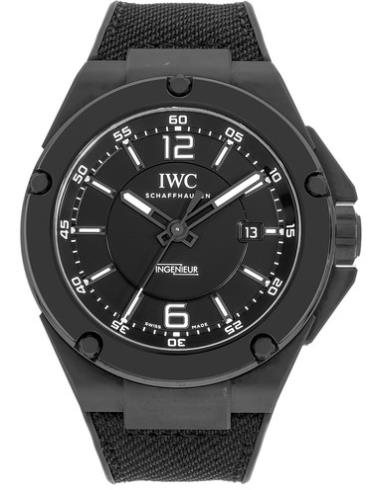 万国工程师系列IW322503黑色表壳