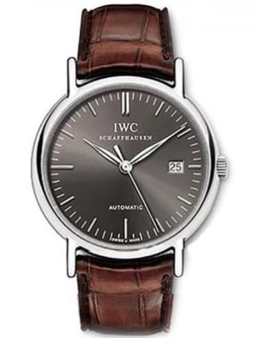 万国柏涛菲诺系列IW356301棕色表带