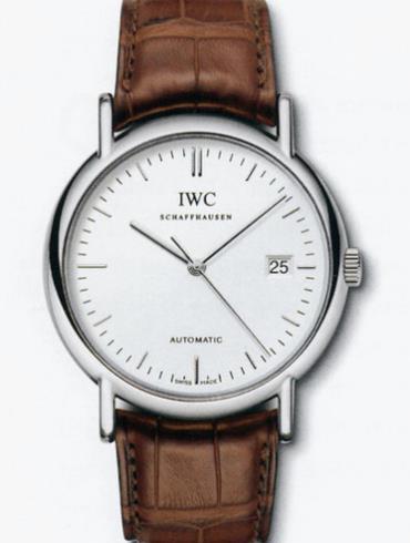 万国柏涛菲诺系列IW353312白色表壳