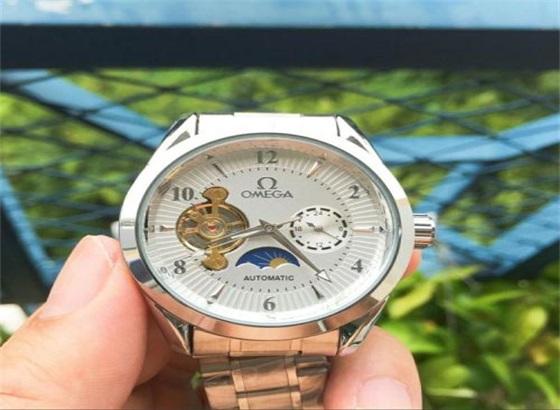 欧米茄手表的清洁保养