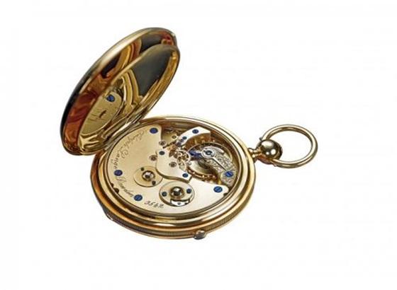 朗格手表保养维护