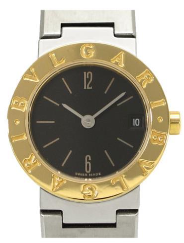 宝格丽BVLGARI系列BB23SGD黑色表壳