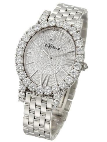 萧邦女装珠宝系列109383-1002精钢表扣