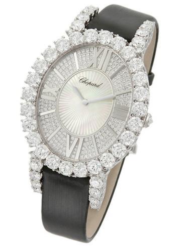 萧邦女装珠宝系列139291-1200棕色表带