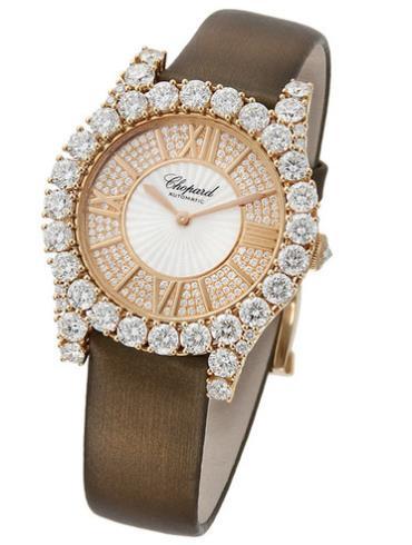 萧邦女装珠宝系列139419-5001棕色表带