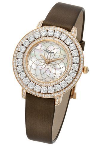 萧邦女装珠宝系列139423-9002棕色表带