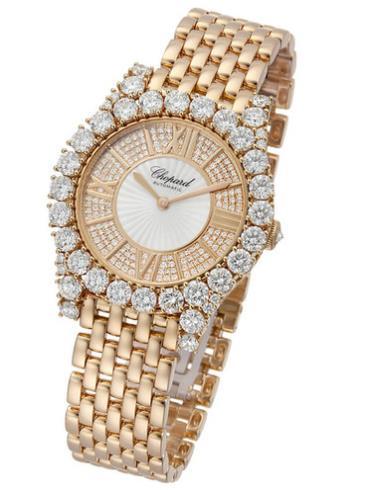 萧邦女装珠宝系列109419-5001金色表带