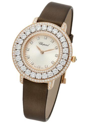 萧邦女装珠宝系列139423-9001金色表壳