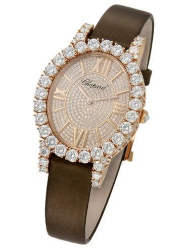 萧邦女装珠宝系列139383-5002金色表壳