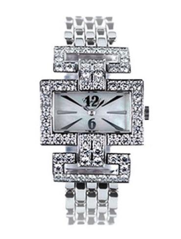 萧邦经典女装系列109260-1001银白色表盘