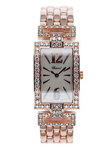 萧邦经典女装系列109259-5001银白色表盘