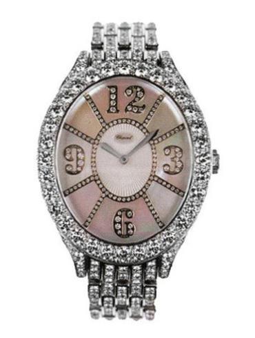萧邦经典女装系列109258-1003银色表盘