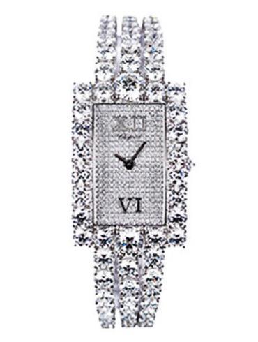 萧邦经典女装系列109251-1001银色表盘