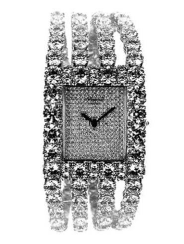萧邦经典女装系列109190-1001银色表盘