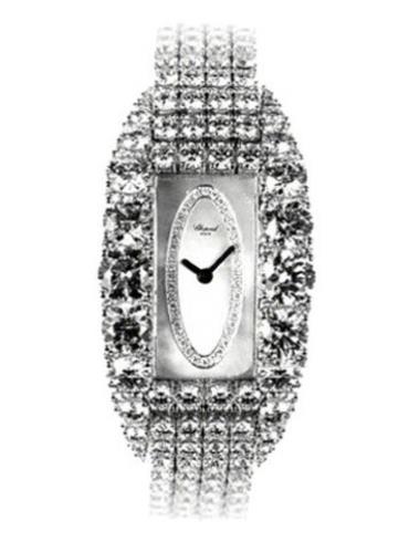 萧邦经典女装系列109189-1001银色表盘