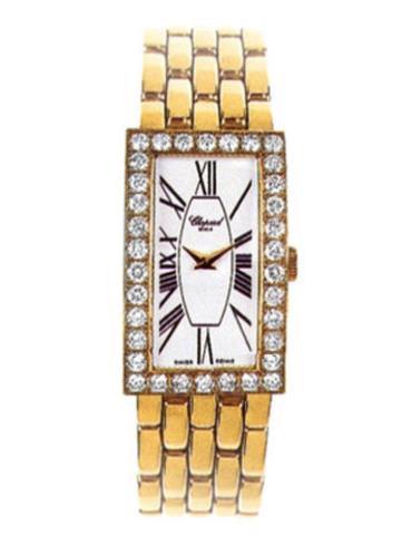 萧邦经典女装系列107045-0001白色表盘