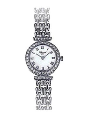 萧邦经典女装系列105895-1001银色表带