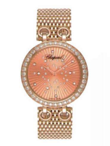萧邦经典女装系列104236-5004金色表壳
