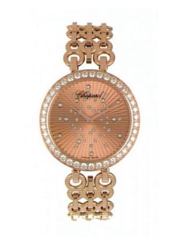 萧邦经典女装系列104236-5001金色表壳