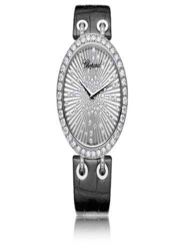 萧邦XTRAVAGANZA系列134235-1004银色表壳